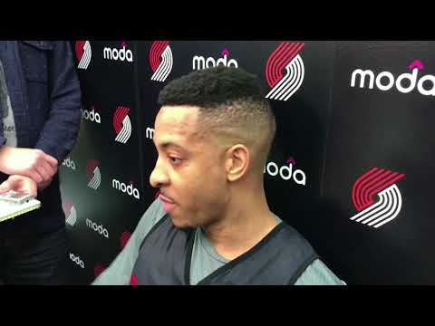 Trail Blazers call matchup with Golden State Warriors 'just another game'