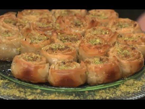 الجلاش البيتزا والجلاش الحلو الشيف نونا | البلدي يوكل PNC FOOD