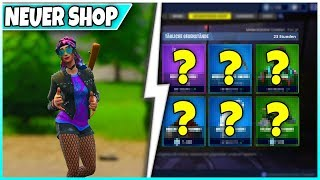 "🎤 ""SYNTHIA"" Skin in the shop! 🛒 SHOP from TODAY: Glider, Pickaxe, Skins - Fortnite"