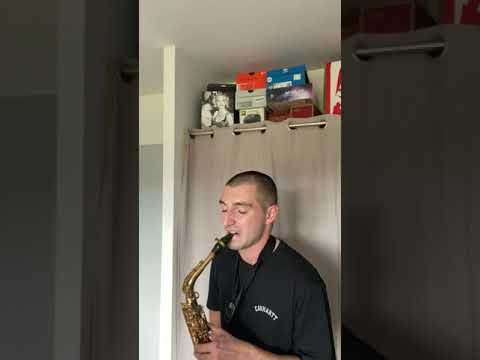 Download Coco - Wejdene (Cover Saxophone)