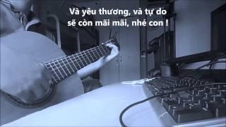 Nhớ mẹ - Lê Minh Đảo, Đỗ Trọng Huề - Guitar solo