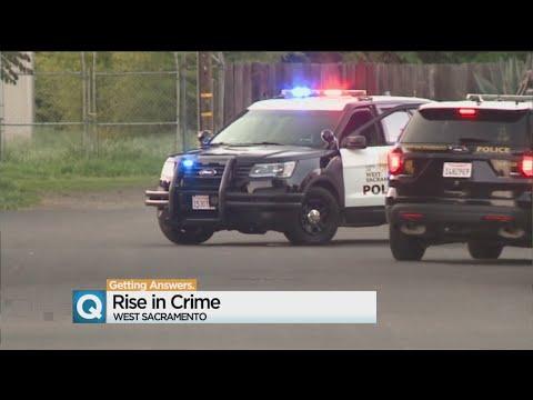 West Sacramento Sees Spike In Violent, Property Crimes