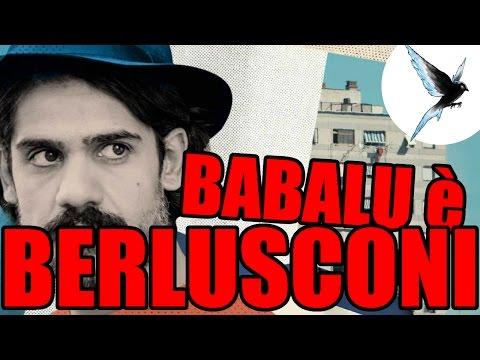 Mannarino e il testo su Berlusconi - Babalù [Video Commento]