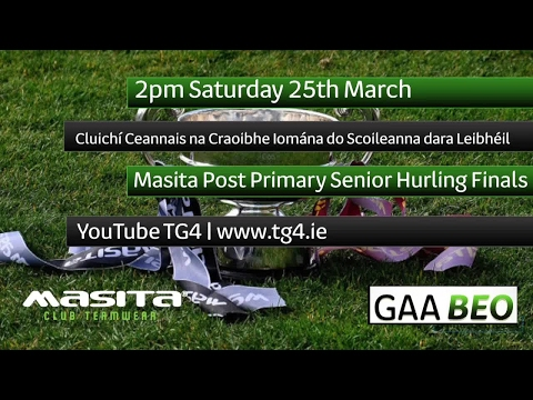TG4 TO STREAM LIVE GAA MATCHES ONLINE