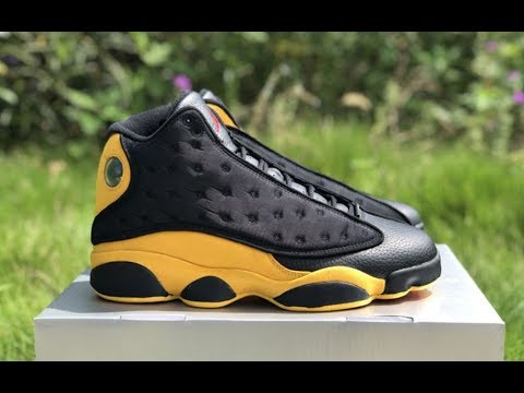 3e5e7f85848a02 AIR JORDAN 13 MELO CLASS OF 2002 RETRO CARMELO ANTHONY PE SNEAKER DETAILED  REVIEW