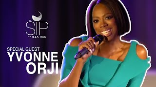 Yvonne Orji Talks About Before Insecure And What Store Got Her Through The Early Days.