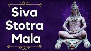 Lord Shiva Songs - Siva Stotra Mala - JUKEBOX