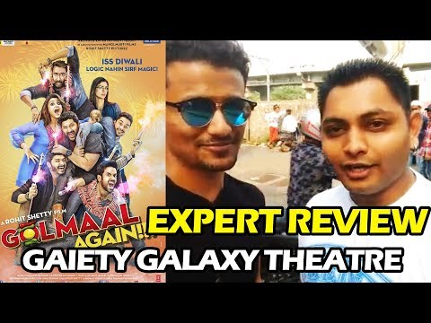 Golmaal Again Review By Salman Khan Fan - Golmaal Again Public Review - Ajay Devgn