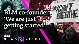 Black Lives Matter: Co-founder Alicia Garza on the future of the movement - BBC Newsnight