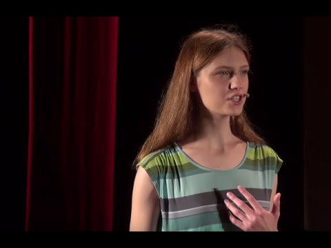 No more mental illness stigma | Victoria Markhoff | TEDxSole