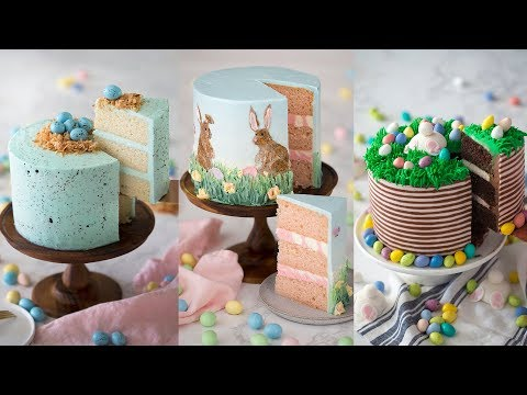 Amazing EASTER Cake Decorating Compilation