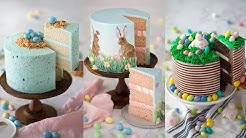 Amazing EASTER Cake Decorating Compilation