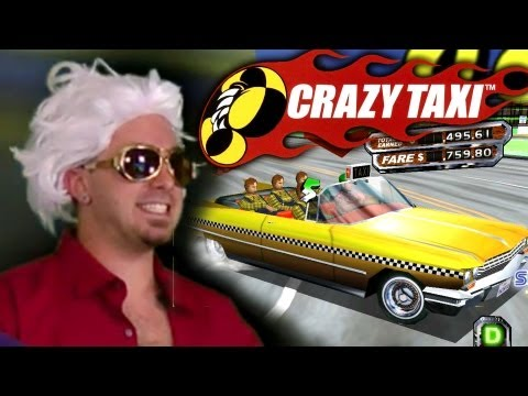 Crazy Taxi is AWESOME!