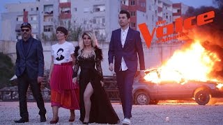 Prapaskenat e nje video Amatore | Netët Live | The Voice of Albania 6