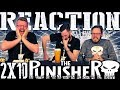"""The Punisher 2x10 REACTION!! """"The Dark Hearts of Men"""""""