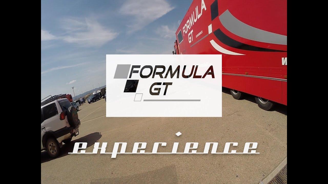 Lamborghini Gallardo Formula Gt Experience Motorland