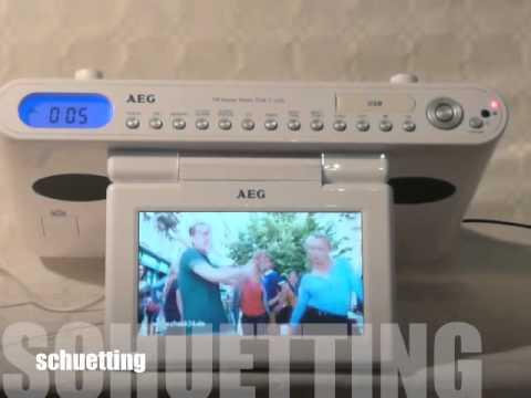 Aeg Kuchenradio Youtube