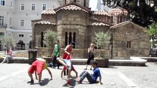 Αθήνα - Athens ★ Break-Dance / Acrobatics meets Theodorakis ♫ ☼
