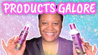 Natural Hair Product Haul 2020 | Featuring Black Owned Businesses