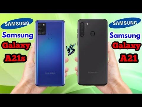Samsung Galaxy A21s vs Samsung Galaxy A21 - SPECIFICATIONS Comparison