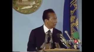 Ferdinand Marcos speech C-SPAN
