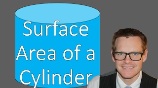 Surface Area of Cylinder (Simplifying Math) thumbnail