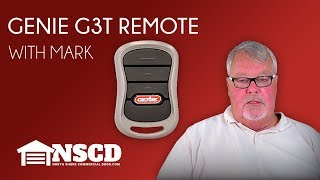 tech talk genie g3t remote