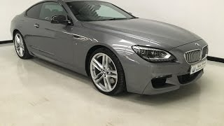 For sale - BMW 650i M Sport Coupe - 2013 - Nick Whale Sports Cars