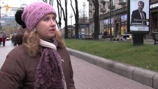 As the people of Kiev are energy blockade of the Crimea?