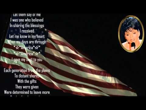 American Anthem *☆* Norah Jones *☆* PBS