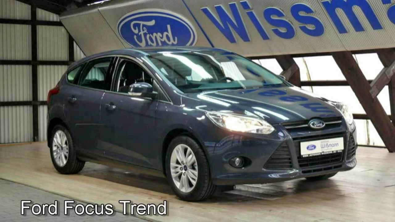 Ford Focus Tdci Start Stopp Midnight Sky Metallic