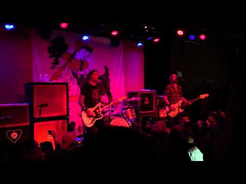 Alkaline Trio - Time To Waste Live at The Social Orlando, Fl 5-22-15