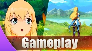 Peria Chronicles ♦ Nouvelles infos & Gameplay 2016