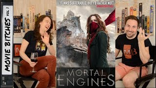 Mortal Engines | Movie Review | MovieBitches Ep 208
