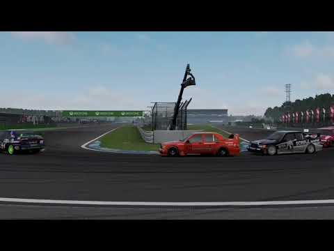 Hockenhiem Highlights Early DTM Series (forza 7)