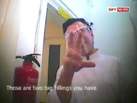 Dodgy Dentists Undercover Filming