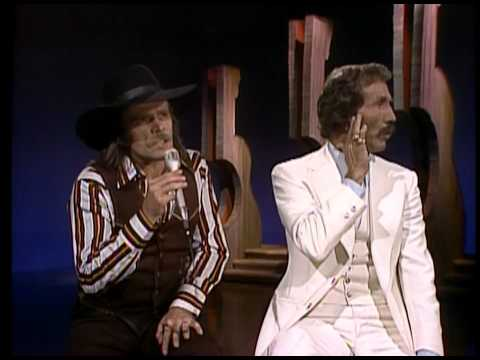 Johnny Paycheck at Marty Robbins Spotlight - Slide Off Of Your Satin Sheets