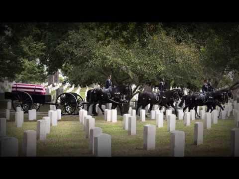 Warrior Flight Team Flyover Arlington National Cemetery