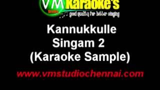 Kannukulle Karaoke Singam 2
