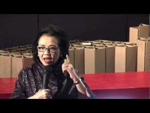 TEDxUI - Eileen Rachman - Happiness as Work Heart Play Heart