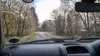"Portree (Skye) to Edinburgh with John Talabot ""Journeys"" feat. Ekhi"