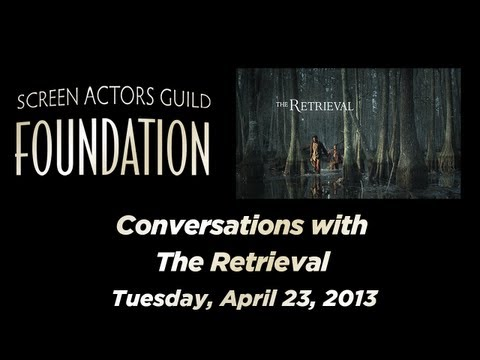 Conversations with Director and Cast of THE RETRIEVAL