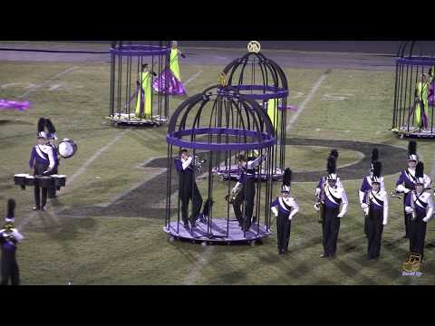 Ardrey Kell High School Marching Band at Providence 10/27/2018