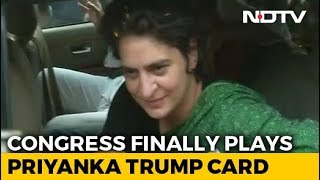 From Dubai To US, Scripting Of Priyanka Gandhi Vadra
