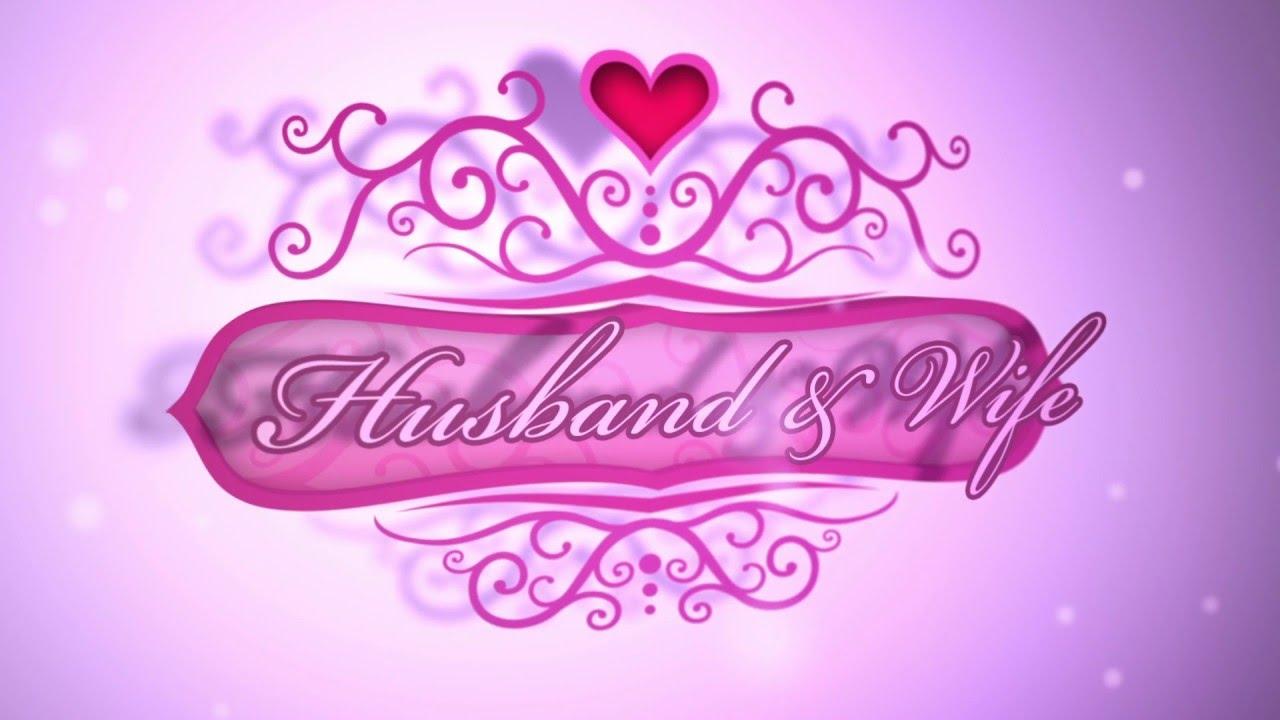 Wedding anniversary video slideshow gift template youtube.