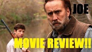 Joe Movie Review