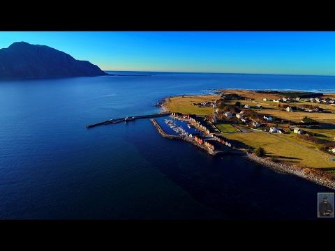 Giskehamna, Giske, Norway - 4th February 2017.