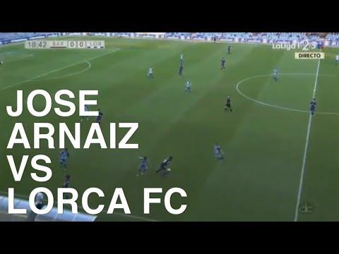 Jose Arnaiz (#16) vs Lorca FC (14.10.2017)