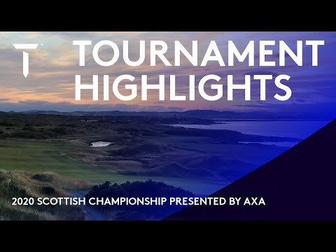 Extended tournament highlights of the 2020 Scottish Championship presented by AXA
