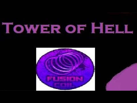 Roblox Tower Of Hell Fusion Coil Challenge Youtube